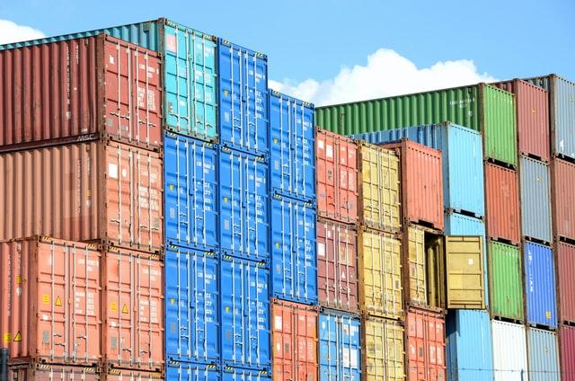Экспорт из России: контейнеры